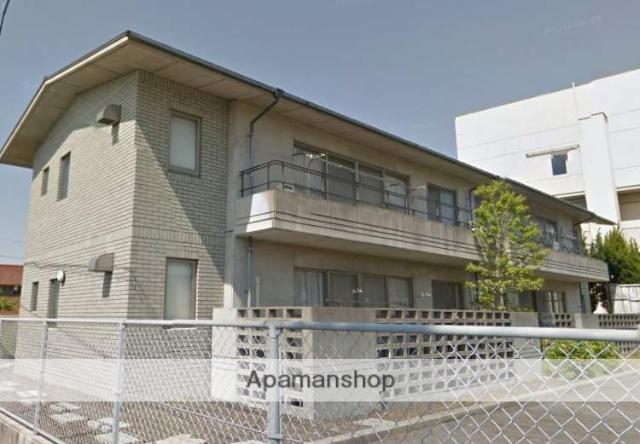 山口県山陽小野田市、埴生駅徒歩18分の築22年 2階建の賃貸アパート