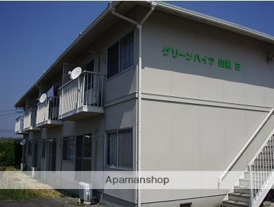 山口県宇部市、岩鼻駅徒歩22分の築28年 2階建の賃貸アパート