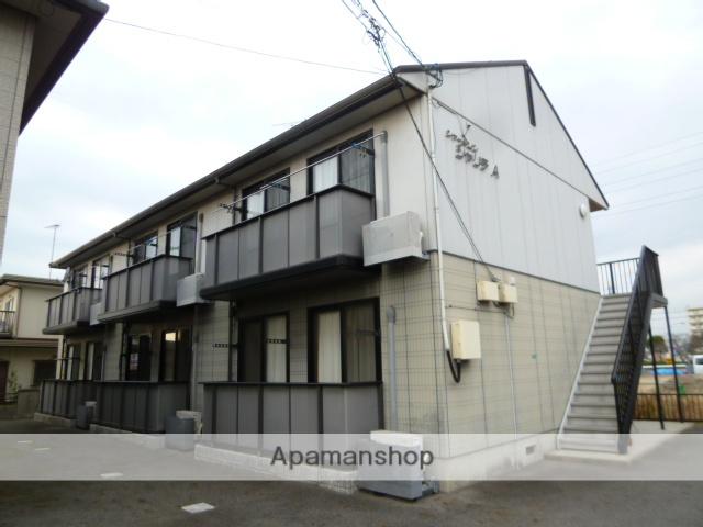 山口県山陽小野田市、雀田駅徒歩19分の築16年 2階建の賃貸アパート