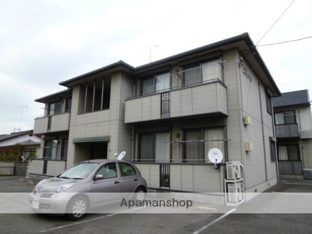山口県山陽小野田市、雀田駅徒歩14分の築16年 2階建の賃貸アパート