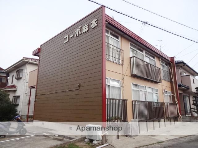 山口県宇部市、宇部駅徒歩10分の築33年 2階建の賃貸アパート