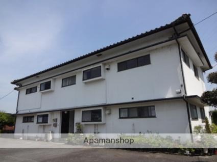 山口県山陽小野田市、厚狭駅徒歩15分の築36年 2階建の賃貸アパート