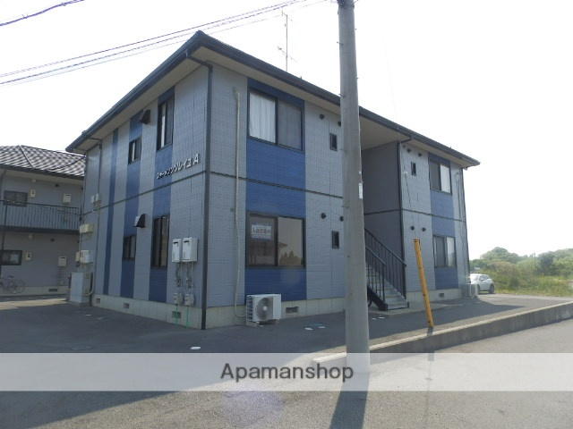 山口県宇部市、丸尾駅徒歩34分の築14年 2階建の賃貸アパート