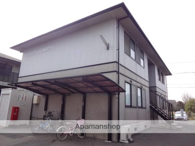 山口県宇部市、東新川駅徒歩16分の築17年 2階建の賃貸アパート