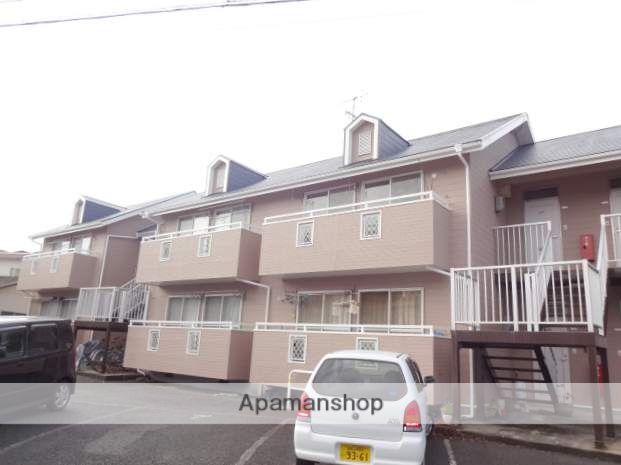 山口県宇部市、床波駅徒歩25分の築26年 2階建の賃貸アパート