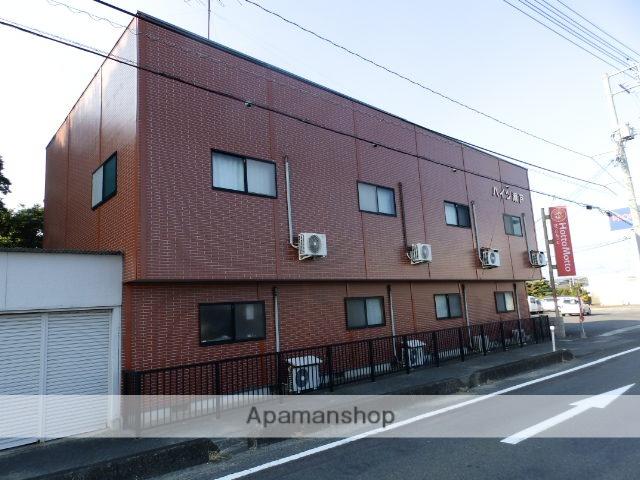 山口県宇部市、床波駅徒歩10分の築27年 2階建の賃貸アパート