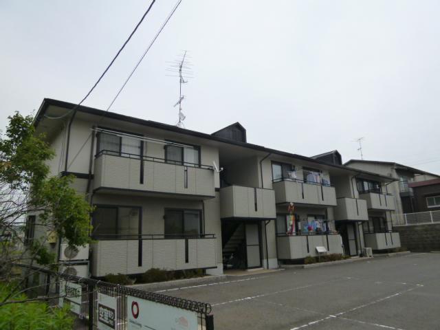 山口県宇部市、東新川駅徒歩44分の築19年 2階建の賃貸アパート