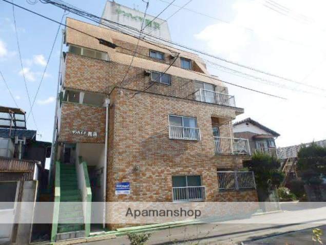 山口県宇部市、居能駅徒歩12分の築32年 5階建の賃貸マンション