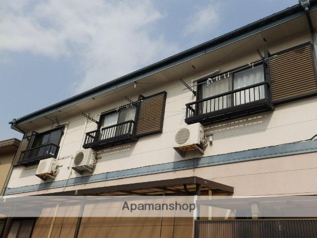 山口県宇部市、宇部新川駅徒歩7分の築20年 2階建の賃貸アパート