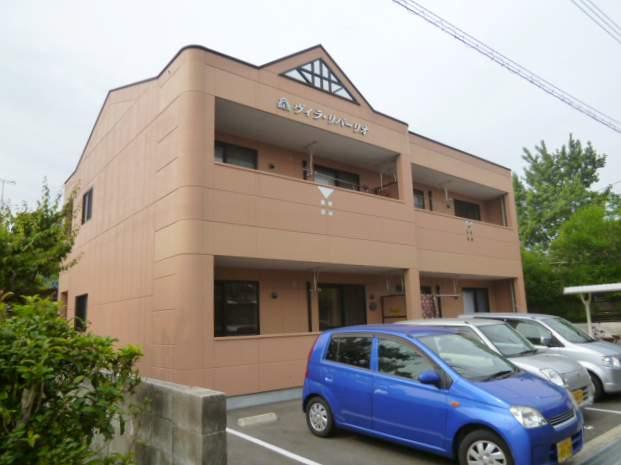 山口県宇部市、居能駅徒歩20分の築6年 2階建の賃貸アパート