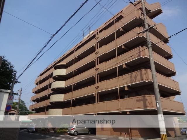 山口県宇部市、東新川駅徒歩8分の築30年 7階建の賃貸マンション