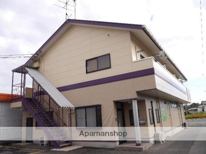 山口県宇部市、琴芝駅徒歩36分の築23年 2階建の賃貸アパート