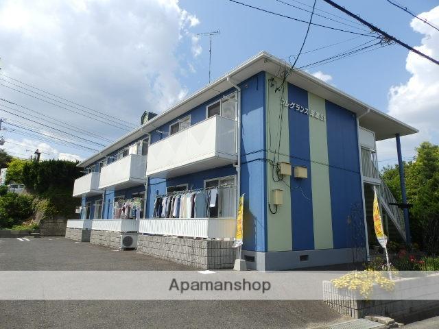 山口県宇部市、床波駅徒歩4分の築20年 2階建の賃貸アパート
