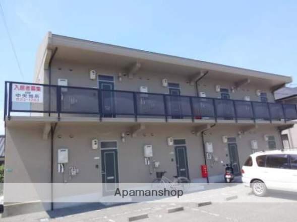 山口県宇部市、常盤駅徒歩23分の築17年 2階建の賃貸アパート