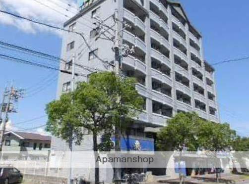 山口県宇部市、琴芝駅徒歩20分の築26年 9階建の賃貸マンション