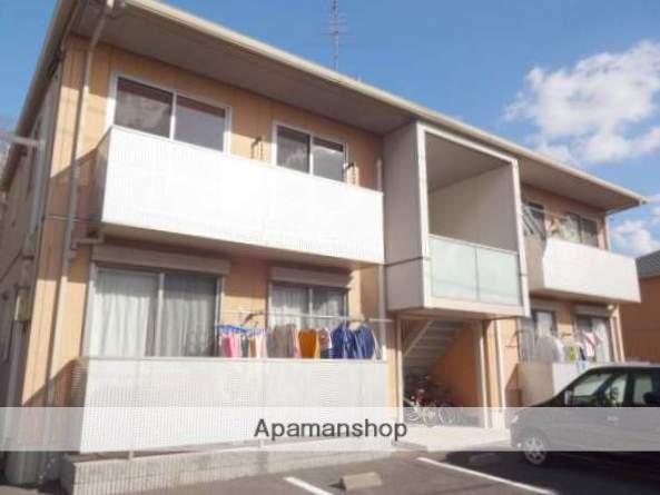 山口県宇部市、居能駅徒歩20分の築12年 2階建の賃貸アパート