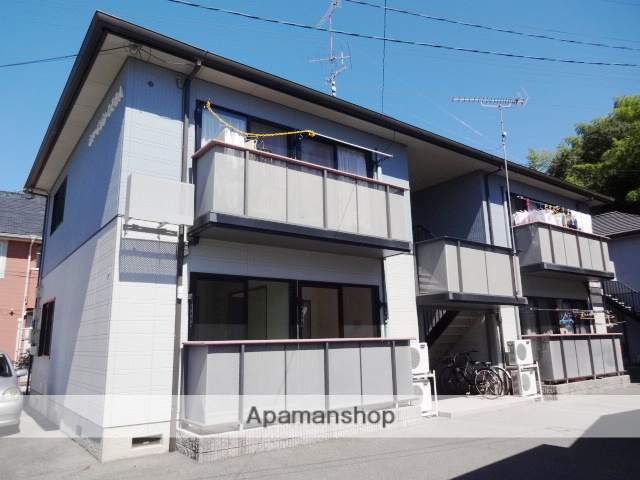 山口県宇部市、岩鼻駅徒歩26分の築16年 2階建の賃貸アパート