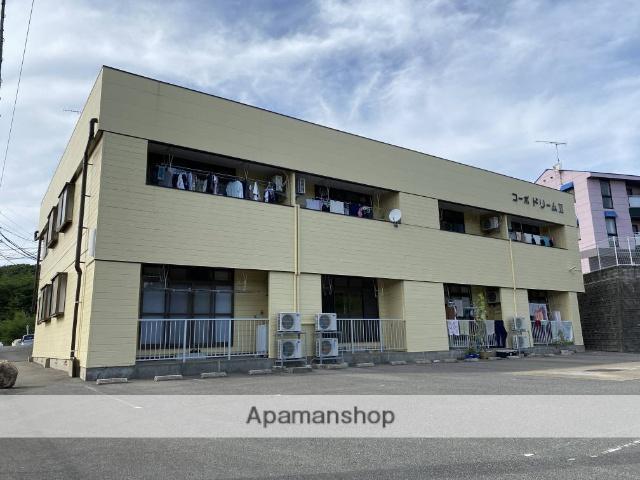 山口県宇部市、岩鼻駅徒歩53分の築24年 2階建の賃貸アパート