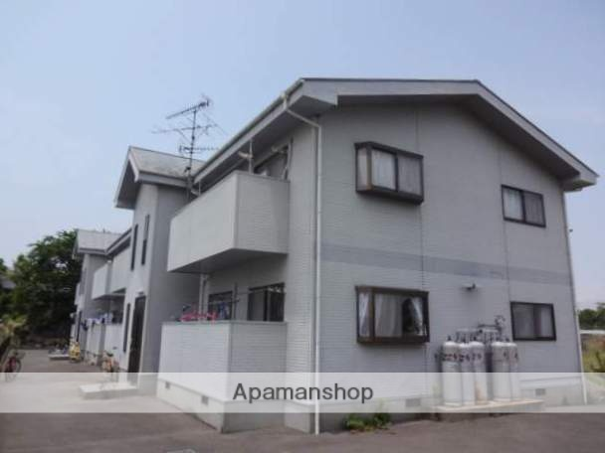 山口県宇部市、丸尾駅徒歩6分の築30年 2階建の賃貸アパート
