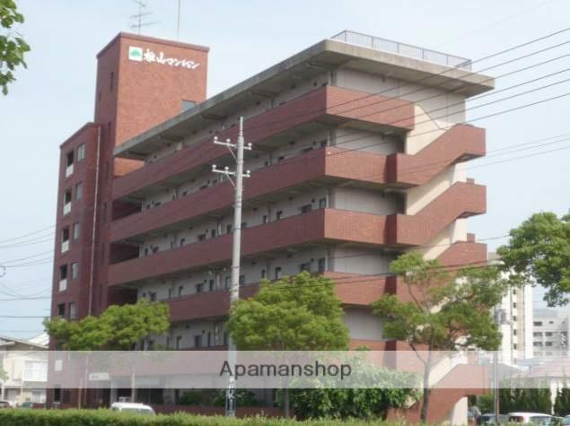 山口県宇部市、東新川駅徒歩29分の築20年 7階建の賃貸マンション