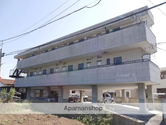 山口県宇部市、常盤駅徒歩25分の築23年 3階建の賃貸アパート