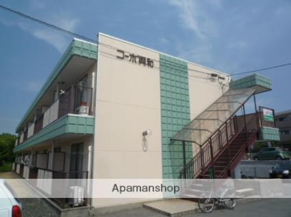 山口県宇部市、琴芝駅徒歩25分の築30年 2階建の賃貸アパート