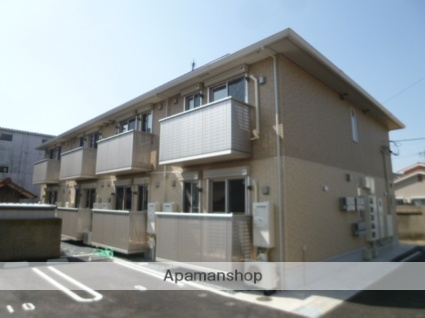 山口県宇部市、琴芝駅徒歩27分の築3年 2階建の賃貸アパート