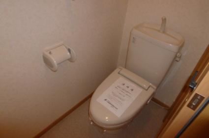 ガーデンヒルズB[2LDK/58.86m2]のトイレ
