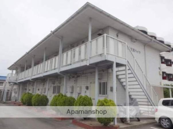 山口県宇部市、居能駅徒歩9分の築26年 2階建の賃貸アパート