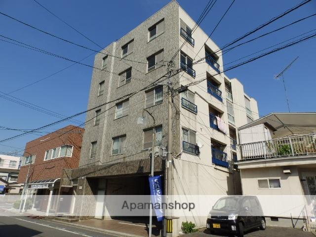 山口県宇部市、東新川駅徒歩11分の築41年 5階建の賃貸マンション