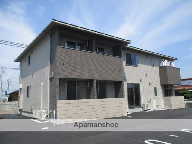 山口県宇部市、草江駅徒歩2分の新築 2階建の賃貸アパート
