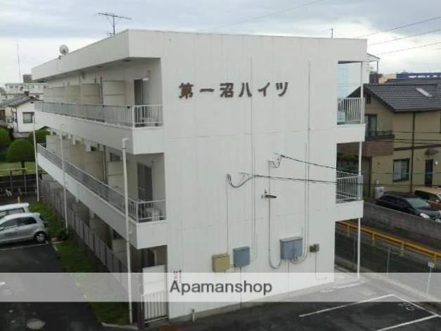 山口県宇部市、琴芝駅徒歩18分の築28年 3階建の賃貸アパート