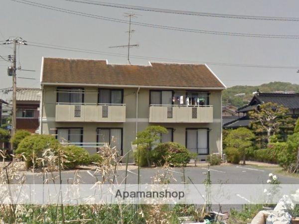 山口県宇部市、宇部新川駅徒歩15分の築27年 2階建の賃貸アパート