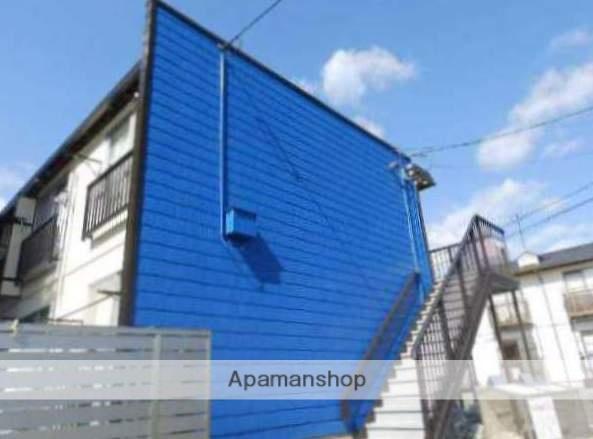 山口県宇部市、東新川駅徒歩24分の築28年 2階建の賃貸アパート