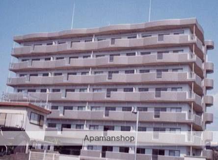 山口県宇部市、宇部岬駅徒歩3分の築14年 7階建の賃貸マンション