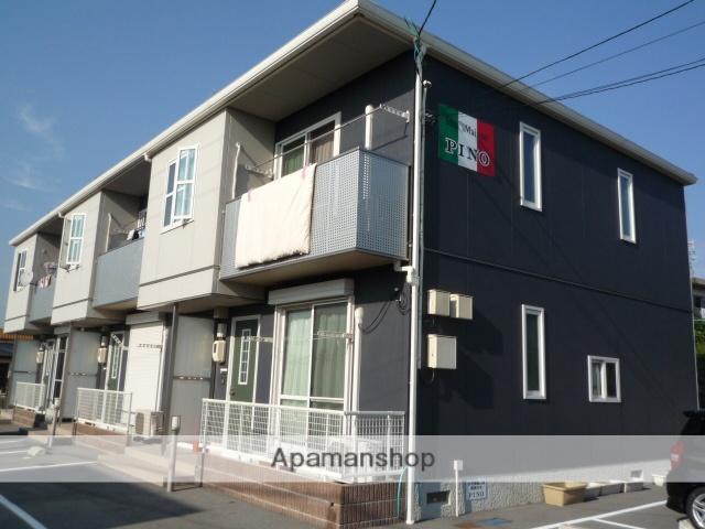 山口県宇部市、床波駅徒歩17分の築10年 2階建の賃貸アパート