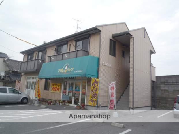 山口県宇部市、宇部岬駅徒歩5分の築12年 2階建の賃貸アパート