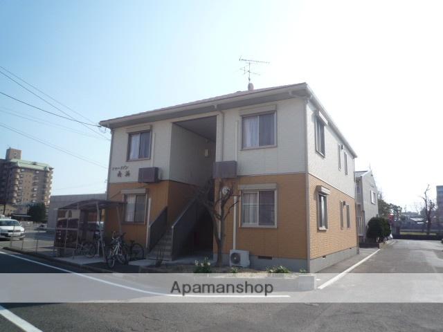山口県宇部市、居能駅徒歩14分の築9年 2階建の賃貸アパート
