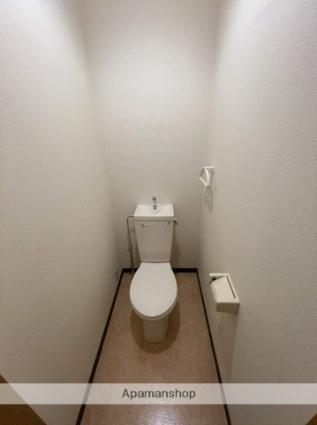 ヴィラージュ長ヶ坪B[2LDK/62.22m2]のトイレ
