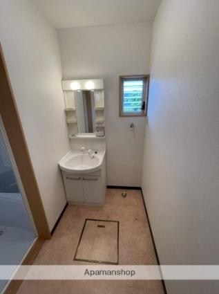 ヴィラージュ長ヶ坪B[2LDK/62.22m2]の洗面所