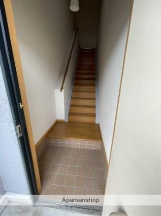 ヴィラージュ長ヶ坪B[2LDK/62.22m2]の玄関