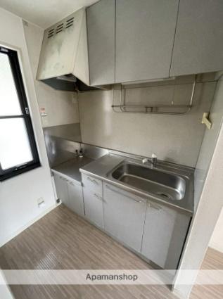 ヴィラージュ国行[2DK/40.42m2]のキッチン
