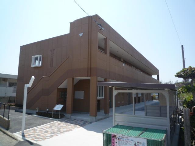 山口県宇部市、常盤駅徒歩1分の築5年 2階建の賃貸アパート