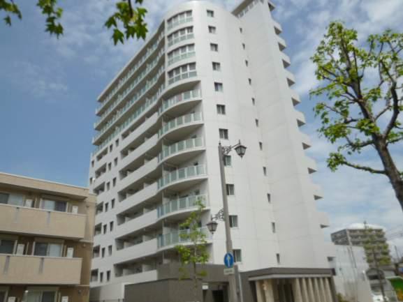 山口県宇部市、琴芝駅徒歩14分の築5年 12階建の賃貸マンション