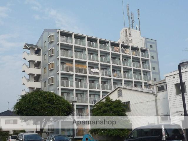 山口県宇部市、草江駅徒歩29分の築27年 7階建の賃貸マンション