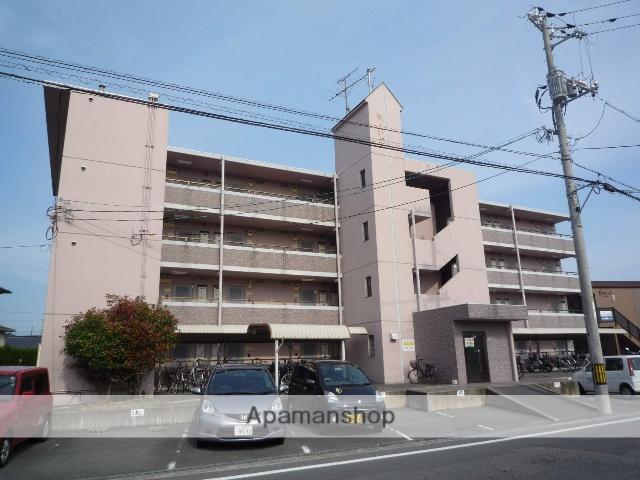 山口県宇部市、草江駅徒歩16分の築20年 4階建の賃貸マンション
