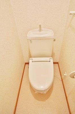 マスターズA[1LDK/45.72m2]のトイレ
