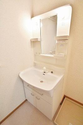 マスターズA[1LDK/45.72m2]の洗面所