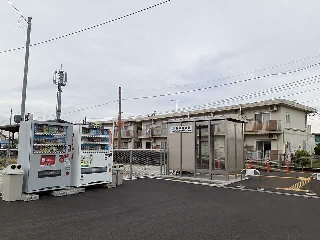 JR阿波中島駅 1600m