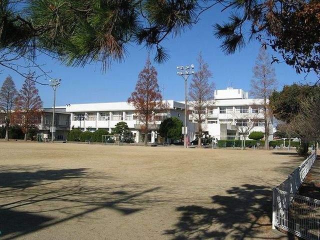 平島小学校 1800m
